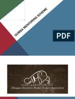 GUMSA Mentoring Scheme Presentation[1][1]