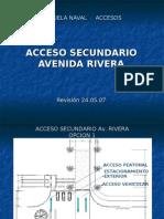 ACCESOS RAMBLA Y RIVERA 24mayo07
