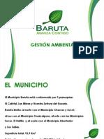 Gestion ambiental en Baruta