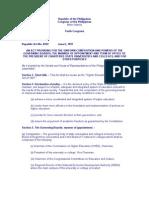 RA 8292 Ched Modernization Act