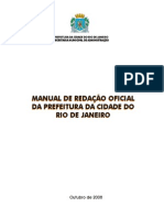 Manual Redacao Oficial 2009