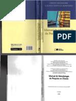 Manual de Metodologia Da Pesquisa No Direito - Orides Mezzaroba - Claudia Servilha Monteiro - Copy
