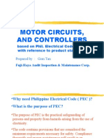 Motor circuit, controllers based PEC 1 2000, annual convention