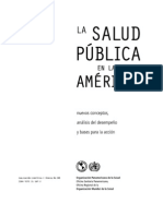 00 - La Salud Pública en las Américas