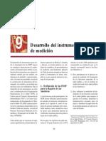 09 - Desarrollo del instrumento de medición