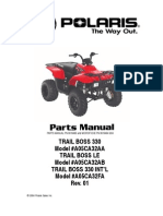 Polaris Atv Service Manual Repair 1985-1995 All Models ... on