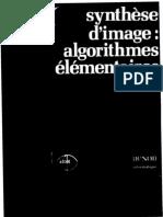 Systh Se d Image - Algorithmes l Mentaires