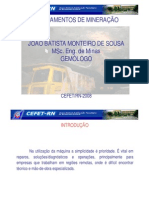 Aula - Equipamentos de Mineração