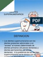 DIENTES SUPERNUMERARIOS (2)