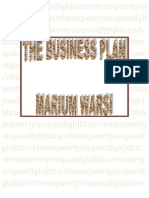 Boutiq Business Plan