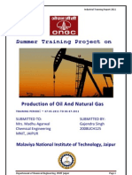 Gajendra Singh(ONGC Training Report)