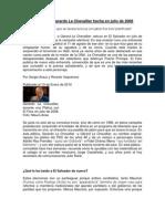 Plática con Gerardo Le Chevallier hecha en julio de 2008