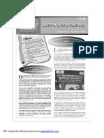 Hoa Sua Newsletter No.25