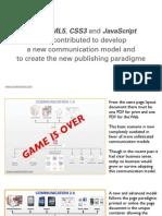 New Publishing Paradigme