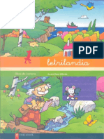 Letrilandia - Libro de Lectura No.1 - JPR