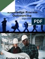 Knowledge Process Outsourcing-Balram Umesh Shougata