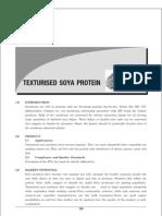Texturised Soya Protein