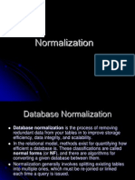 Db Normal is at Ion PPT
