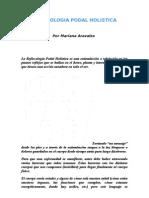 Reflexologia Podal Holística - Curso De Mariana Aravales