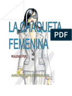 Chaqueta o Saco Femenino