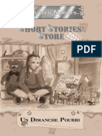 Short Stories Store 2011 - Un Dimanche Pourri