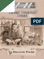 Short Stories Store 2011 - Un Dimanche Pourri