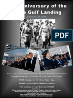 67th Anniversary Commemoration of Leyte Gulf Landing at Seasons Marketplace at Landess, Milpitas, CA