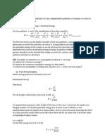 Quantum Chemistry Workshop 1 Kariuki