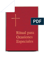 HM Ritual Para Ocasiones Especiales