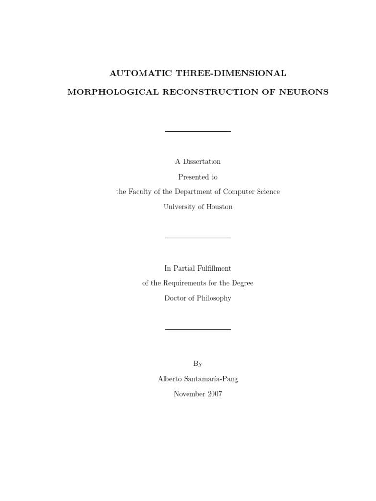 Dissertation alberto manguel