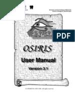 Osiris Manual