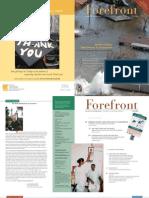 Forefront Magazine 2006