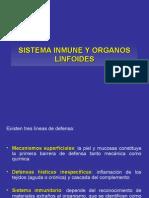 OLinfoides e inmunidad