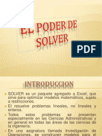 El Poder de Solver2