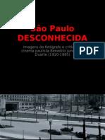 FOTOS de uma São Paulo DESCONHECIDA