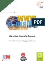 Marketing Internet y Empresa 1