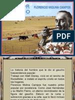 671-EL PINTOR GAUCHO Aspectos de Su Vida y Obra