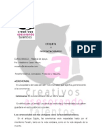 CURSO DE ETIQUETA Básico- Material de apoyo