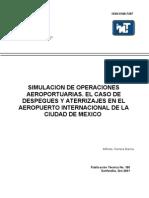 Aeropuerto Cd México simulación