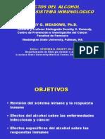 Efectos Del Alcohol Sobre El Sistema Inmune