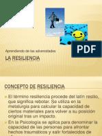 La Resiliencia Ppt