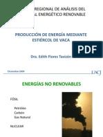 Producción de Energía Mediante Estiércol de Vaca