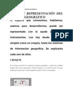 TIPOS DE PROYECCION DEL ESPACIO GEOGRÁFICO