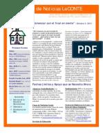 LeConte Newsletter Oct 2011 Sp