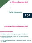 Celestica - Memory Business Unit