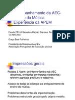 AEC Amadora APE Musica