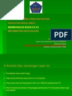 Sistem Manajemen K3