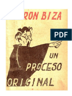 BARON BIZA - Un Proceso Original