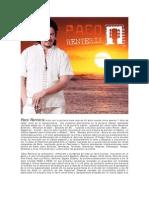 biografia Paco Renteria