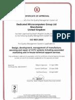 1_LRQA Certificate for DM Inc Dennard